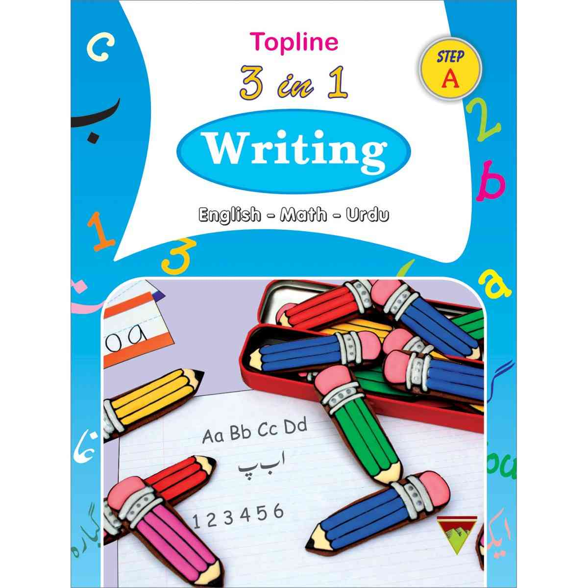3 in 1 Writing Book A