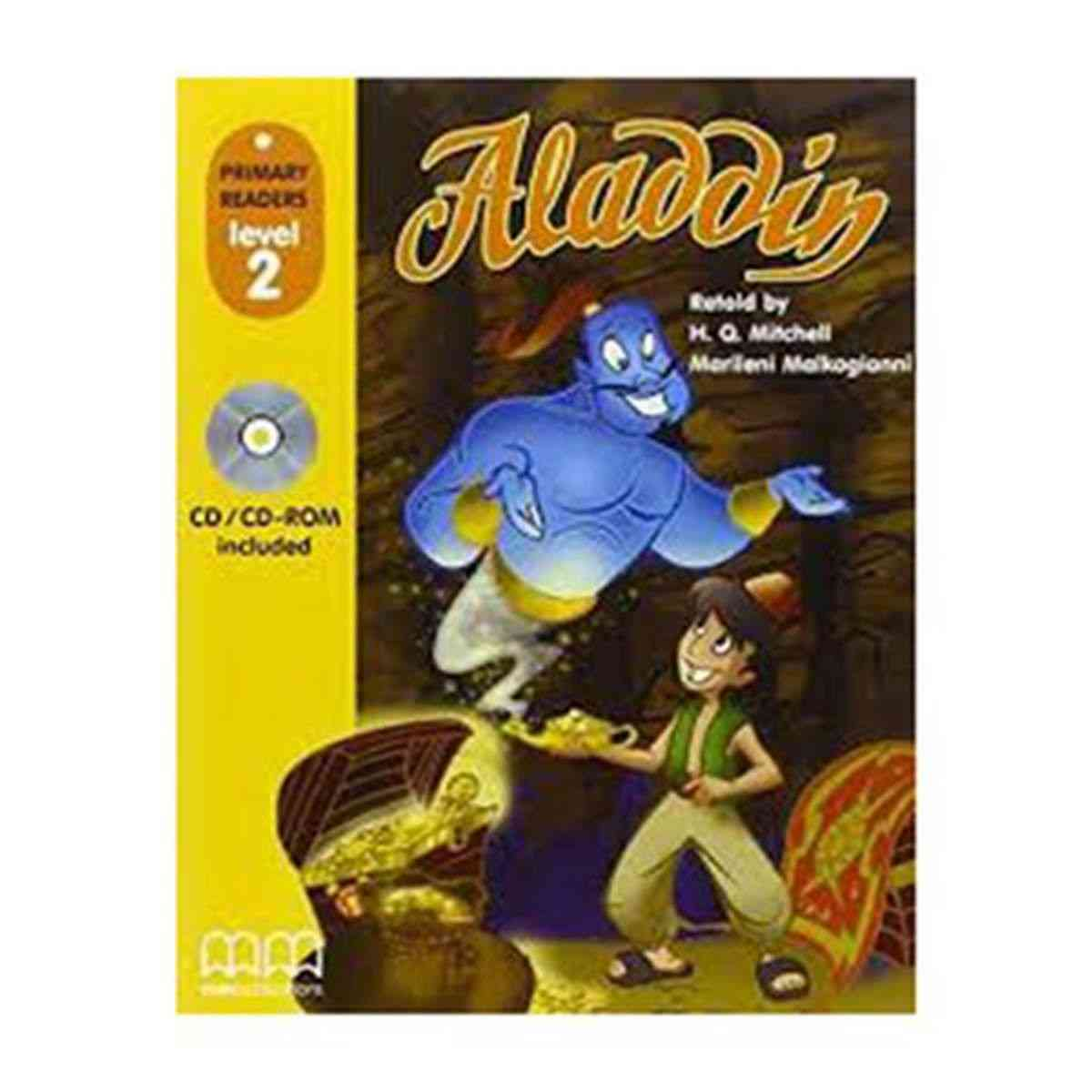 Aladdin Level 2 British Ed