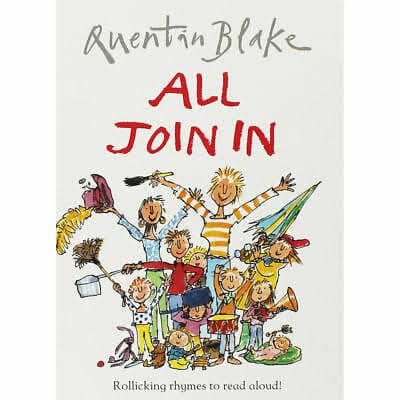 All Join In Red Fox Picture Books By Quentin Blake