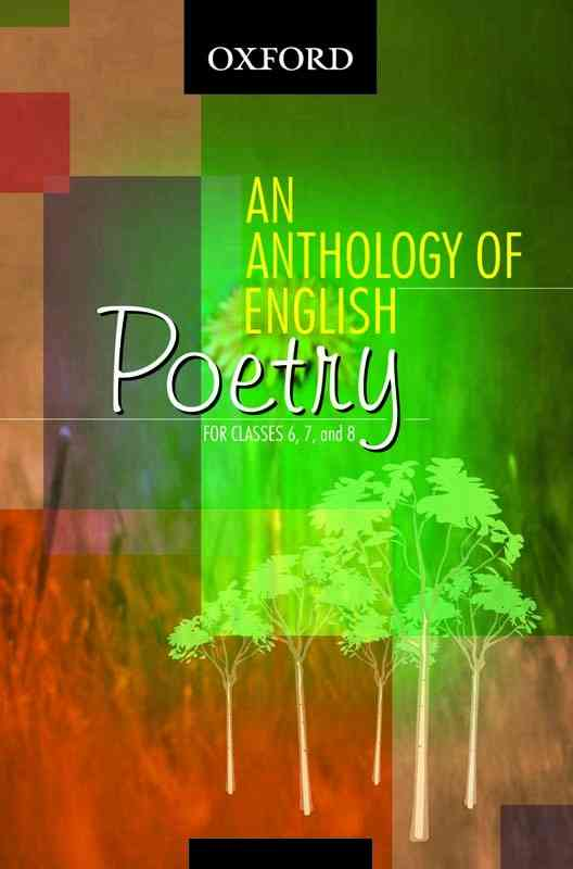 An Anthology Of English Poetry Class 8
