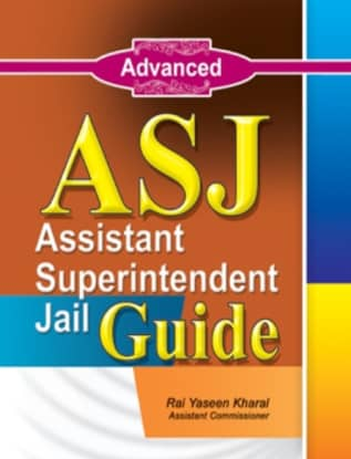 Assistant Superintendent Jail Guide By Rai Yaseen