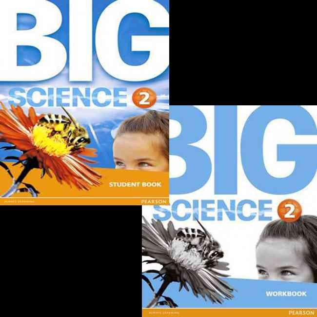 Big Science Book 2 and Workbook 2