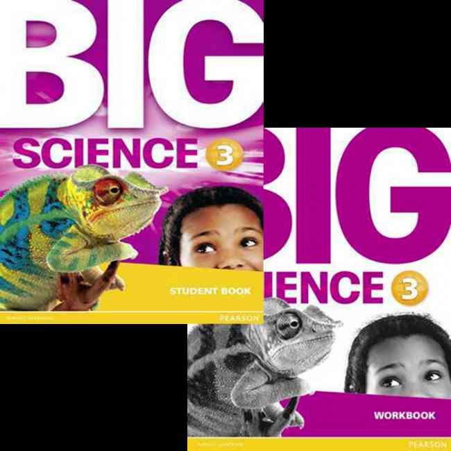 Big Science Book Workbook 3