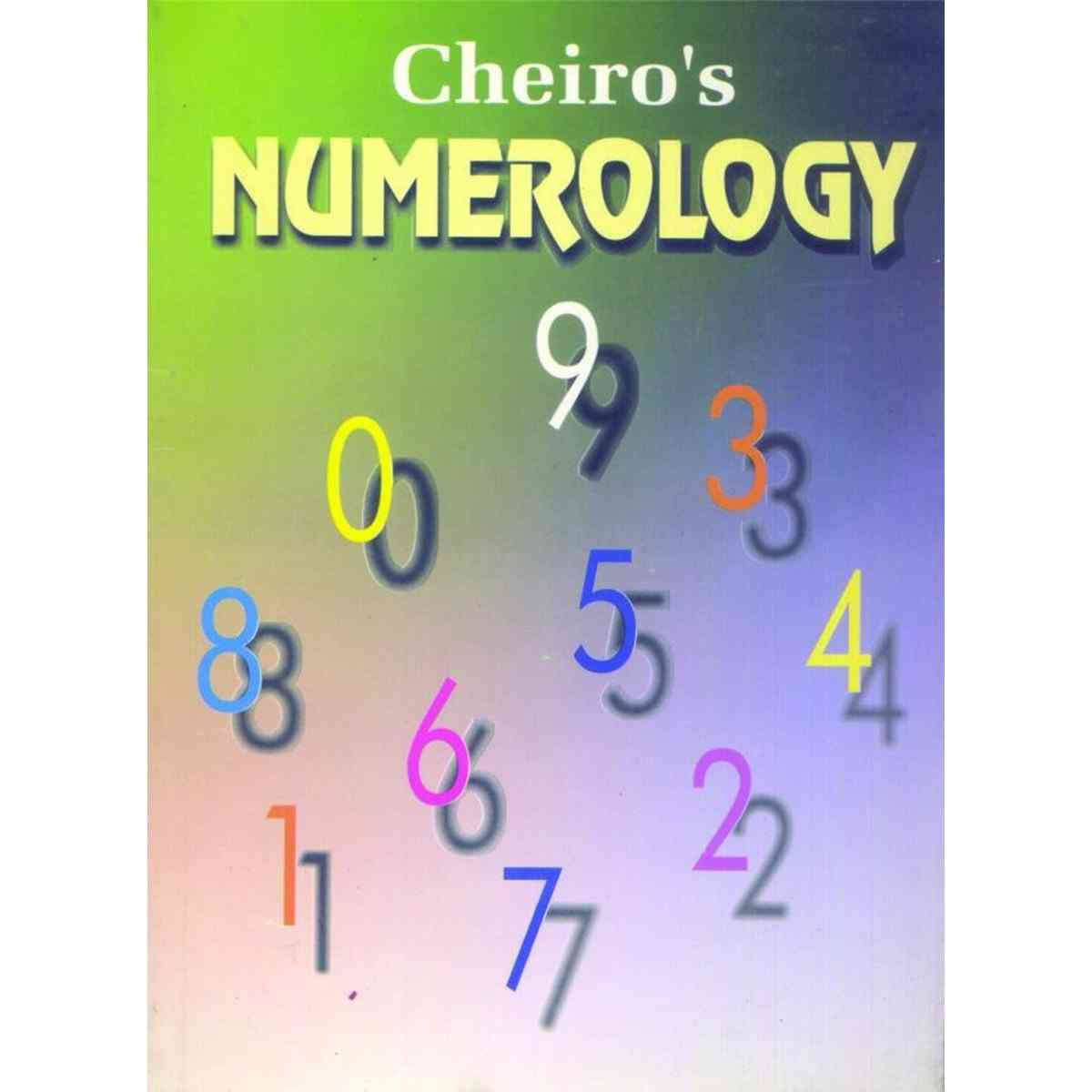 Books Centre 1952 Numerology By Cheiro