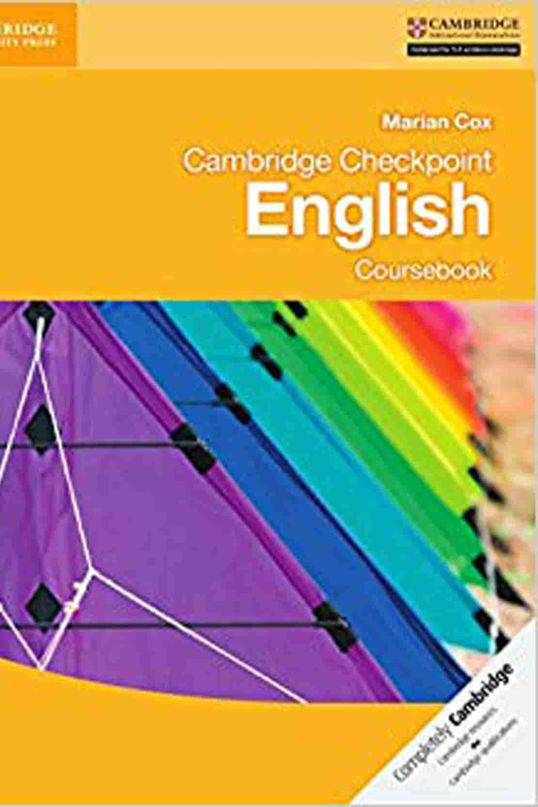 CAMBRIDGE CHECK POINT ENGLISH BOOK 7 Class 6