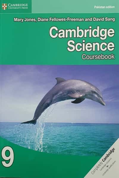 CAMBRIDGE CHECKPOINT SCIENCE COURSEBOOK 9