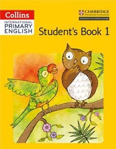 COLLINS INTERNATIONAL PRIMARY ENGLISH STUDENTS BOOK 1