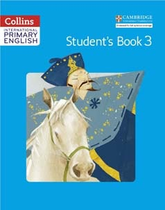 COLLINS INTERNATIONAL PRIMARY ENGLISH STUDENTS BOOK 3