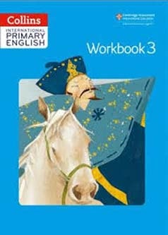COLLINS INTERNATIONAL PRIMARY ENGLISH WORKBOOK 3