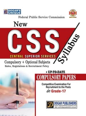 CSS SYLLABUS And PAP