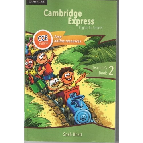 Cambridge Express: English For Schools Workbook 2