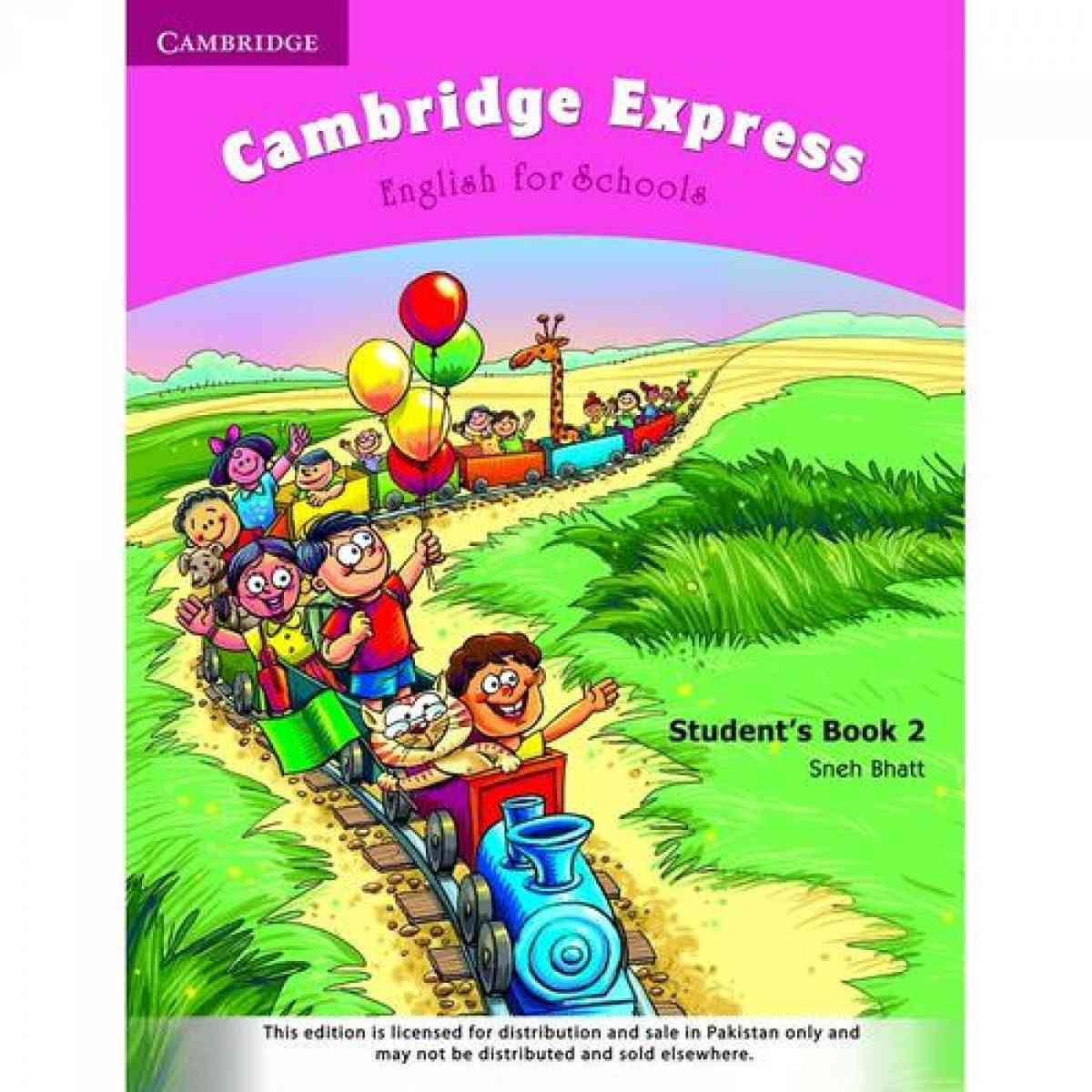 Cambridge Express: English For Schools StudentS Book 2