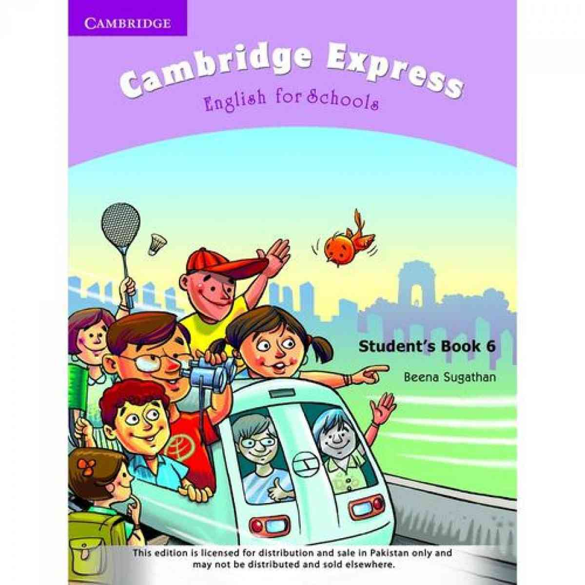 Cambridge Express: English For Schools Students Book 6