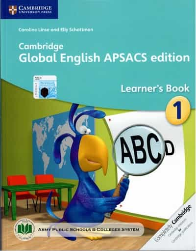 Cambridge Global English Learners Book 1