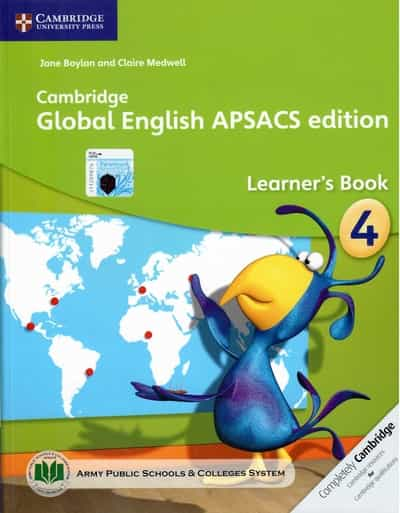 Cambridge Global English Learners Book 4