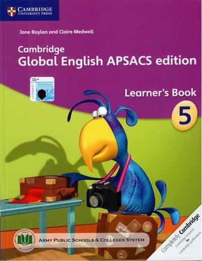Cambridge Global English Learners Book 5