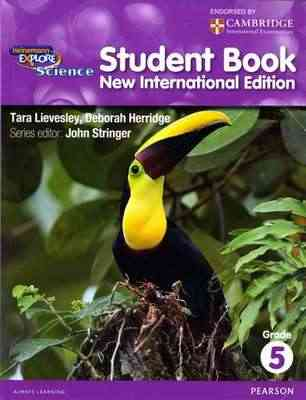 Cambridge Heinemann Explore Science Student Book 5