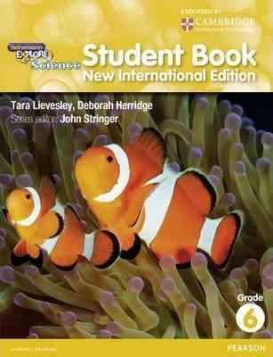 Cambridge Heinemann Explore Science Student Book 6