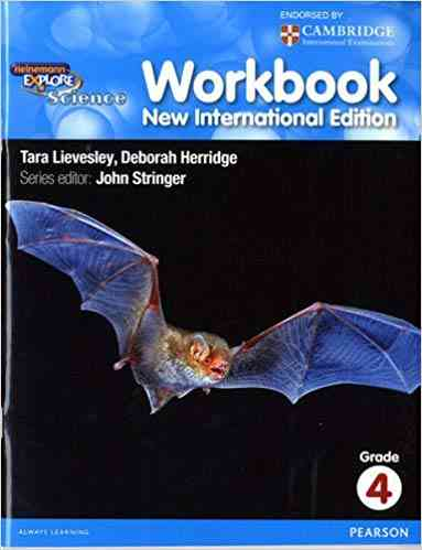 Cambridge Heinemann Explore Science Workbook 4