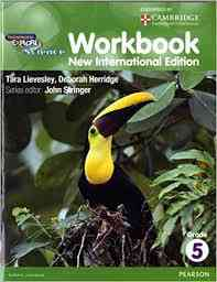 Cambridge Heinemann Explore Science Workbook 5