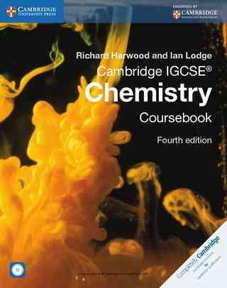 Cambridge IGCSE Chemistry Coursebook Fourth Edition
