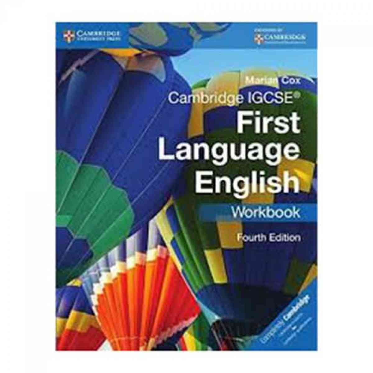 Cambridge IGSCE First Language English Workbook