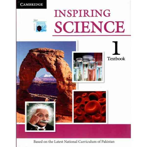 Cambridge Inspiring Science 1