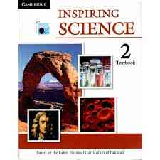 Cambridge Inspiring Science 2