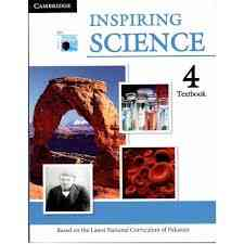 Cambridge Inspiring Science 4