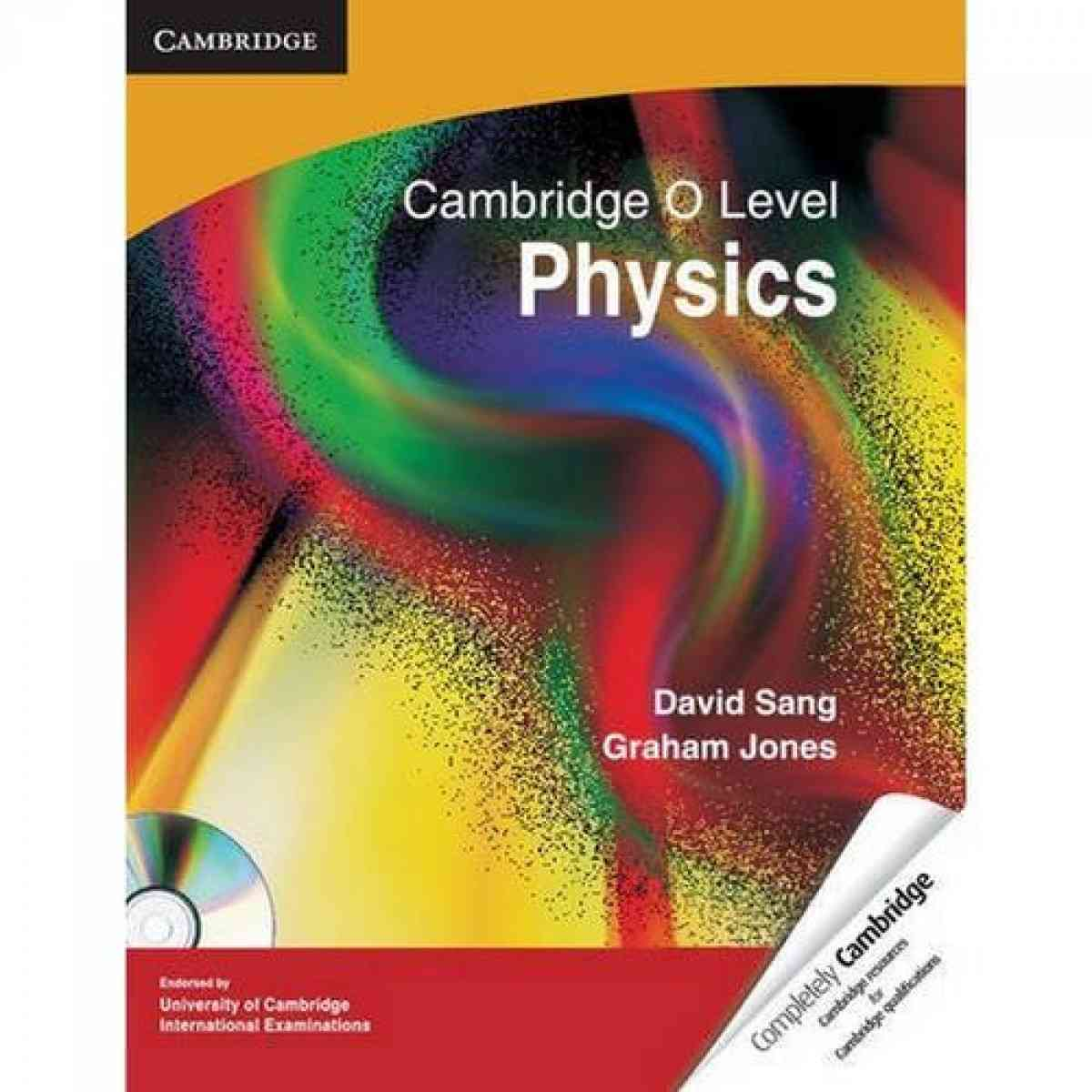 Cambridge O Level Physics New