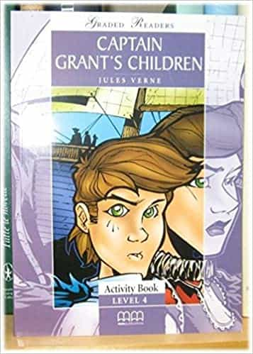 Captain Grants Children Activity Book