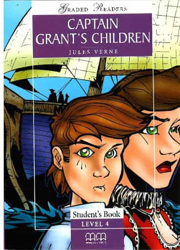 Captain Grants Children Students Book