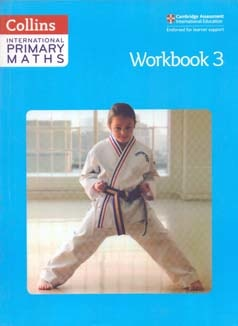 Collins International Primary Maths Workbook 3