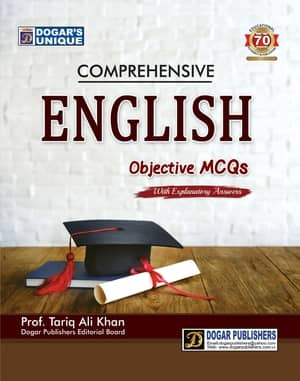 Comprehensive English Objective MCQS By Dogars