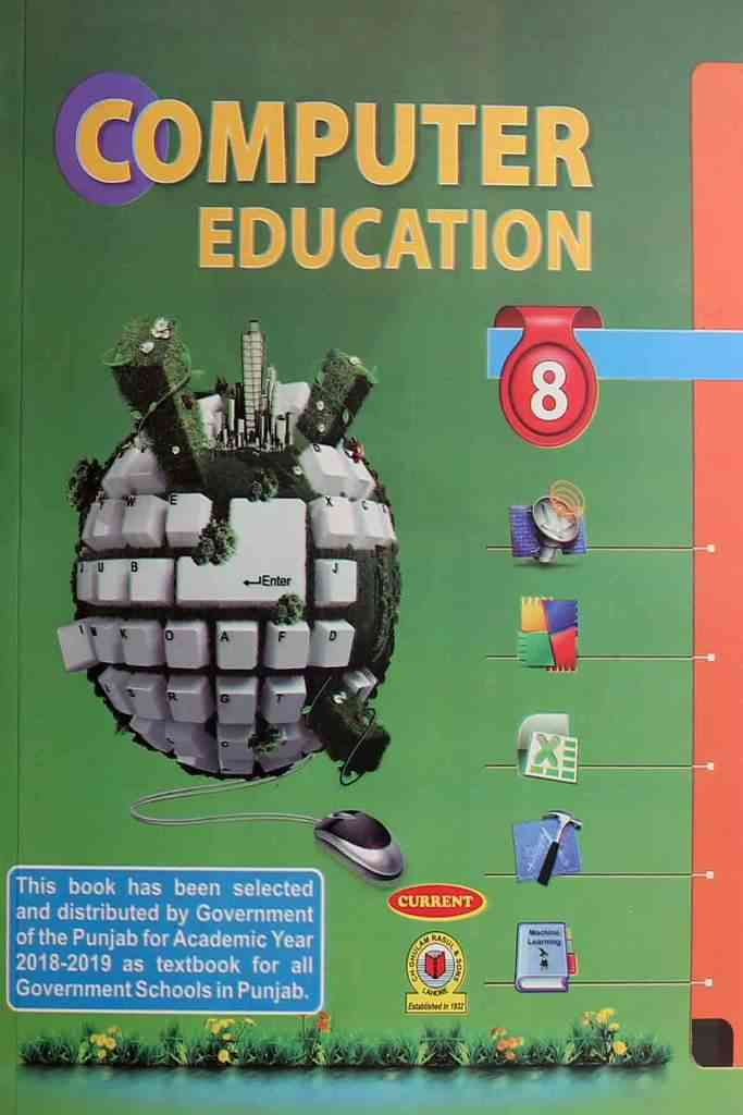 Computer Education 8