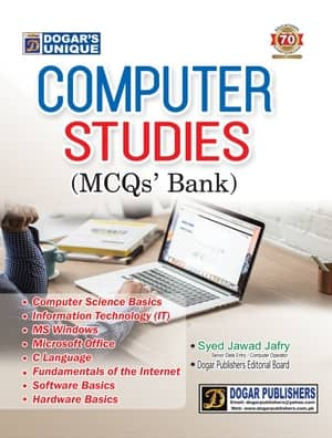 Computer Studies MCQS Bank By Dogars