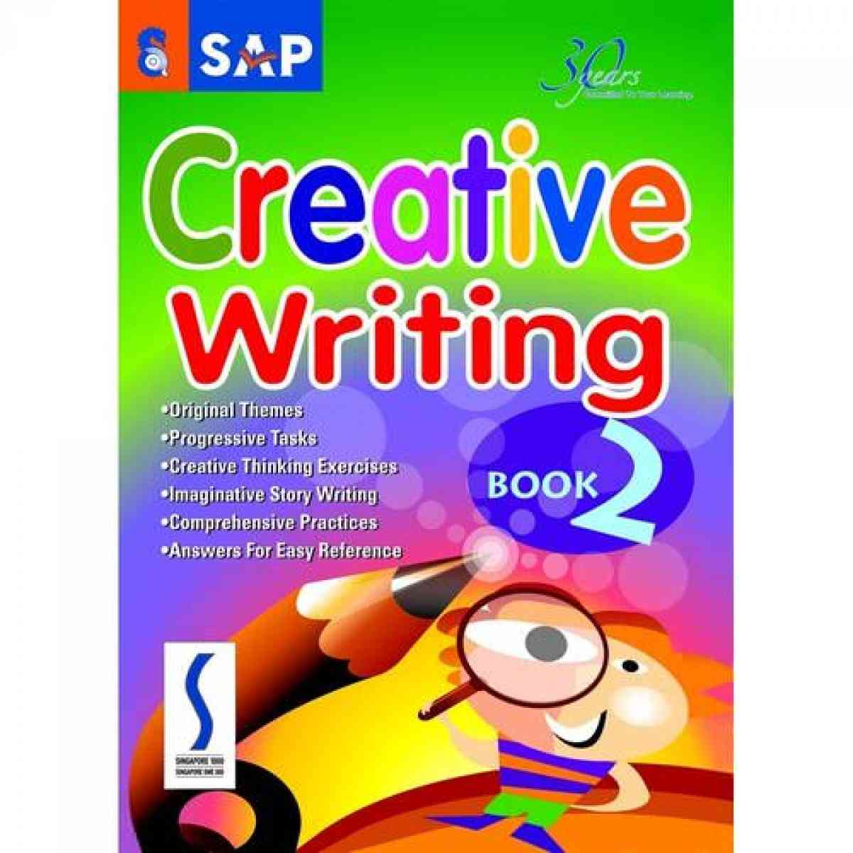 Creative Writing: Book 2