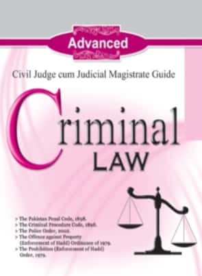 Criminal Law By Waqa