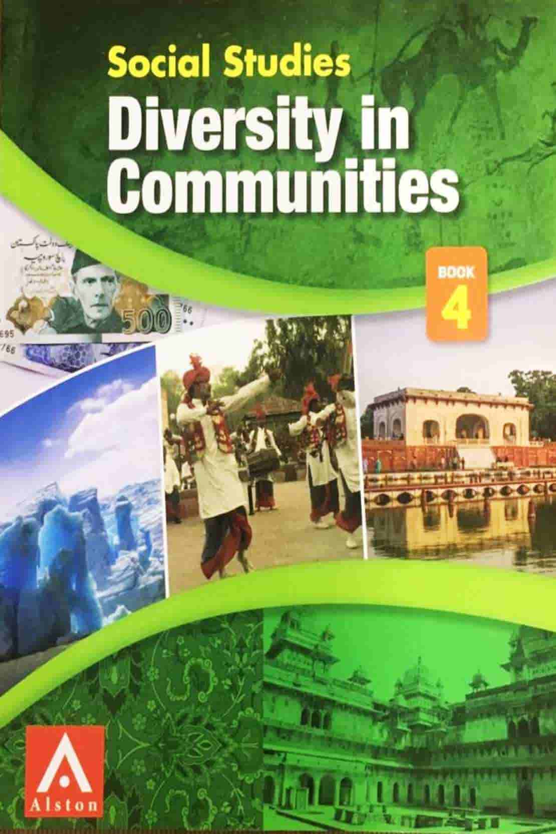 DIVERSITY IN COMMUNITIES STUDENT BOOK 4 Class 4