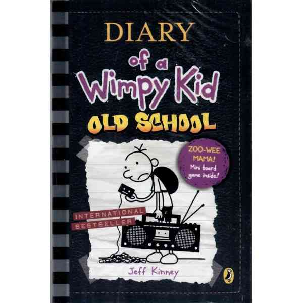 Diary Of A Wimpy Kid Old School  Book 10