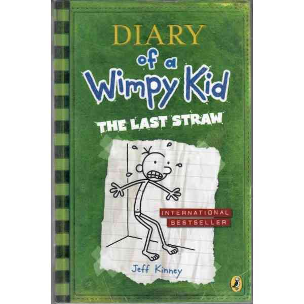Diary Of A Wimpy Kid Rodrick Rules  Book 3
