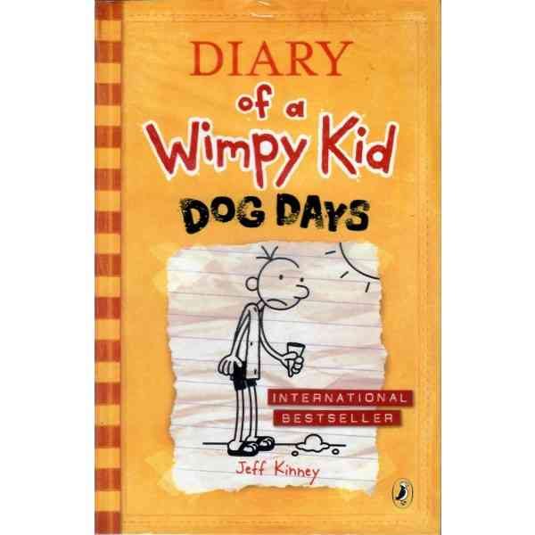 Diary Of A Wimpy Kid Rodrick Rules  Book 4