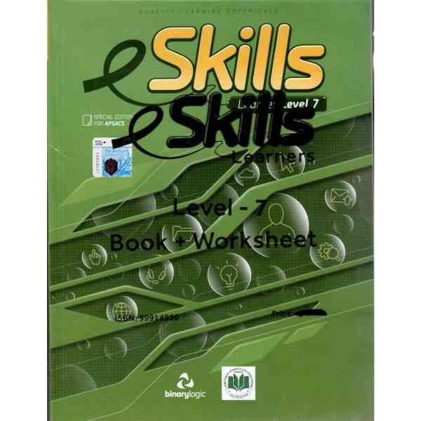 E Skills Learner Level 7+Worksheet