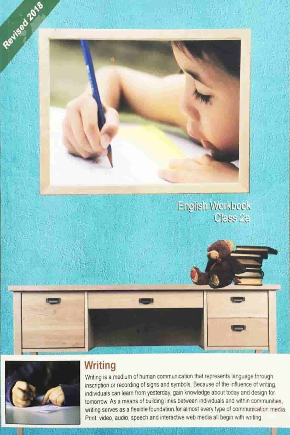 ENGLISH WORKBOOK 2A Class 2