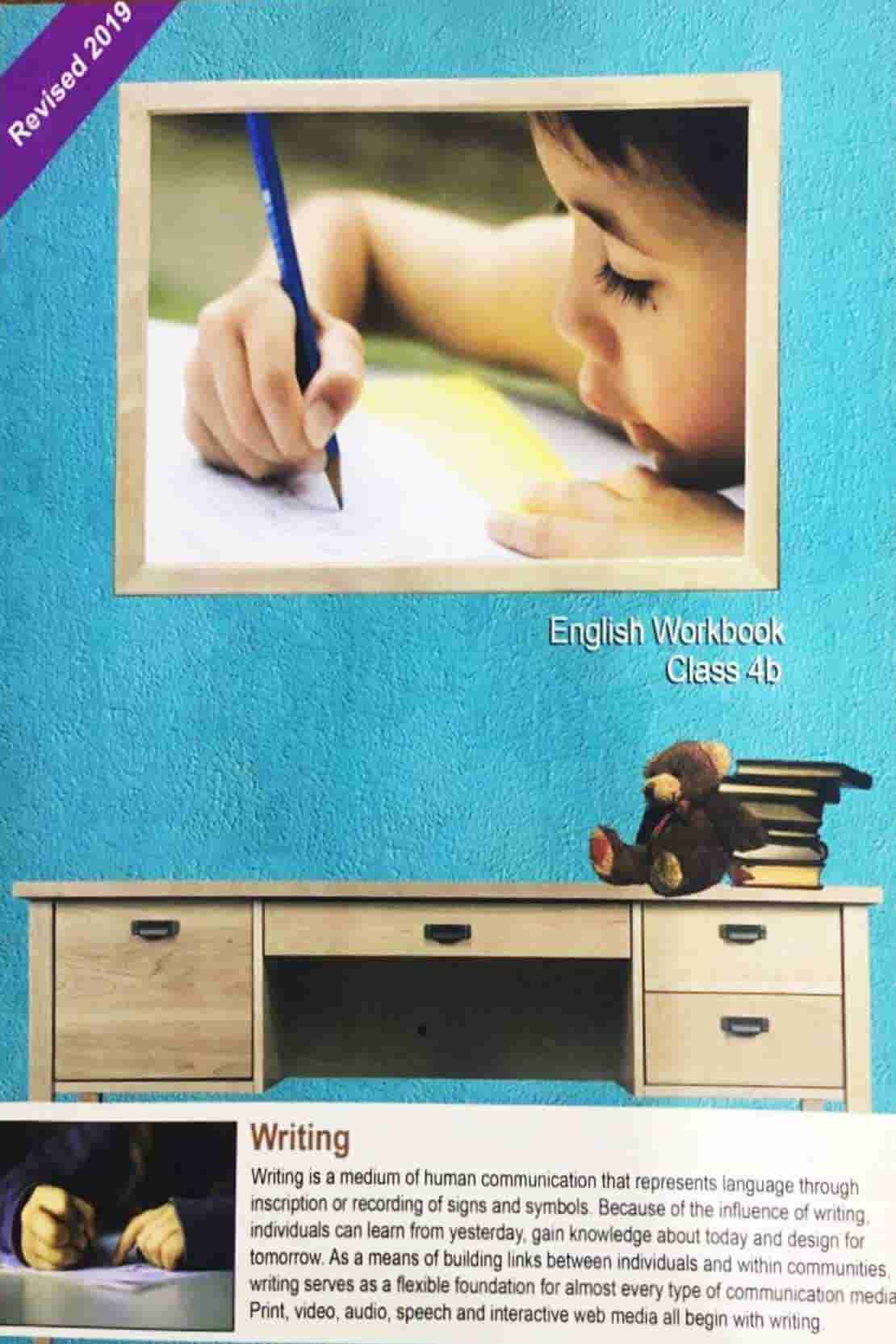 ENGLISH WORKBOOK 4B Class 4