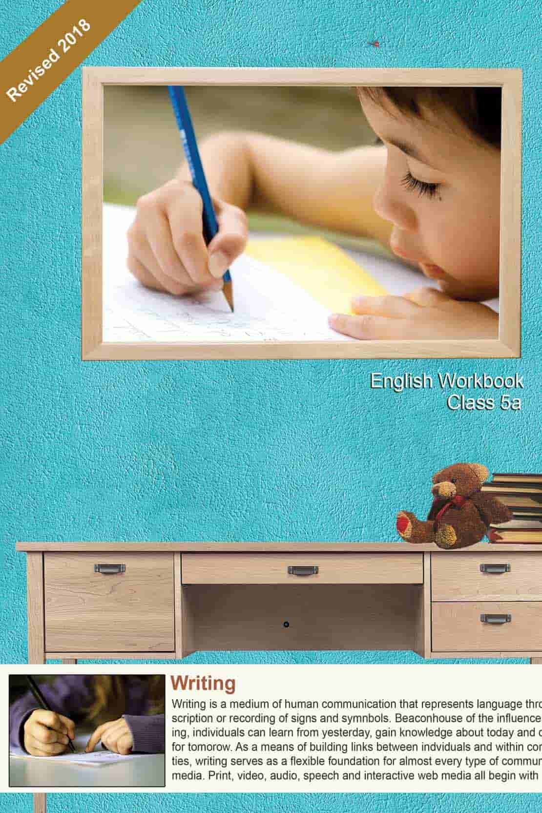 ENGLISH WORKBOOK 5A