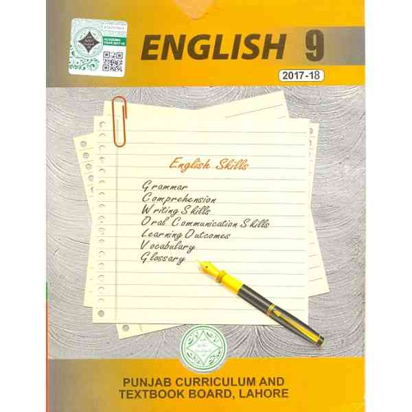 English 9 PTB For Class 8