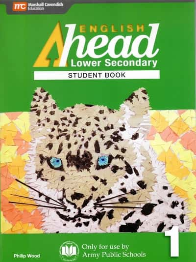 English Ahead Lower Secondary Student Book 1