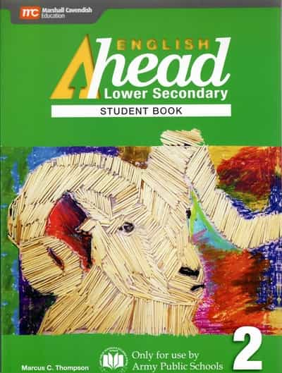 English Ahead Lower Secondary Student Book 2