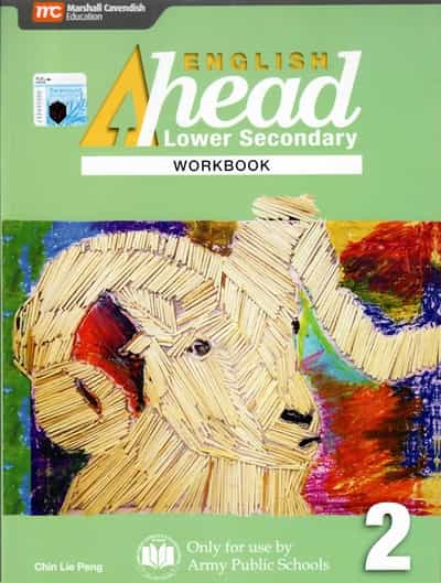 English Ahead Lower Secondary Workbook 2